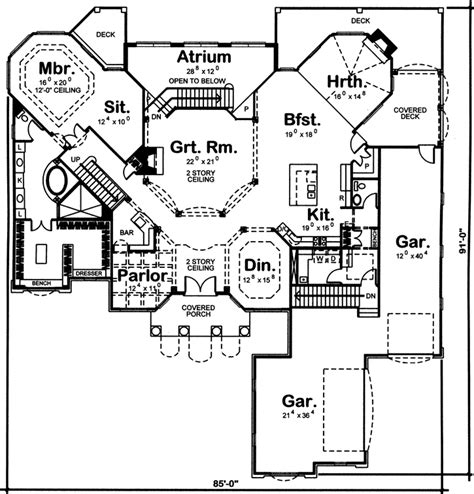 monster house plans com mediterranean style house plans 4212 square foot home