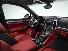 Porsche Inside 2013 Porsche Cayenne Turbo S Cars Info