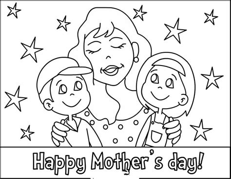 coloring pages mother s day printable free printable mothers day coloring pages az coloring pages