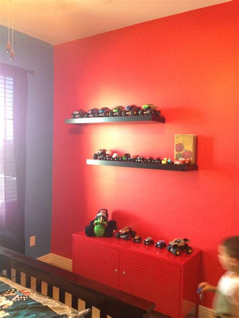 1000 ideas about monster truck bedroom on pinterest monster truck room ikea lack shelves monster jam
