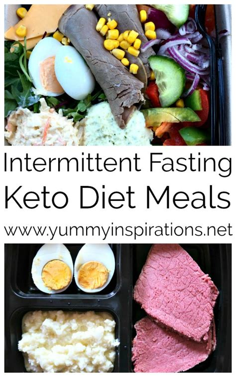 keto fasting intermittent fasting keto meals ideas for low carb meal