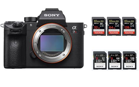 best memory card best memory cards for sony a7r iii daily news