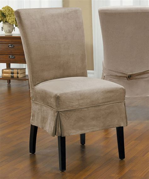 how to make dining room chair slipcovers 1000 ideas about parson chair covers on pinterest chair