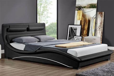 modern padded headboard modern padded headboard designer black white faux leather