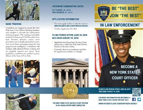 become a new york state court officer jamaica 311