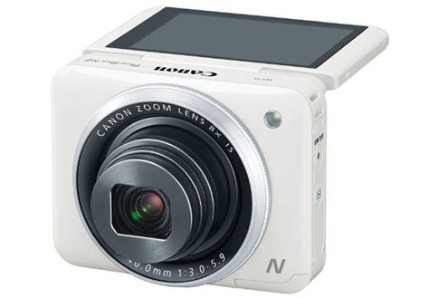 Kamera Canon Selfie canon anuncia c 226 mera quadrada compacta para tirar selfie