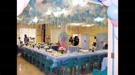 home birthday party decorations  kids youtube
