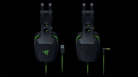 Baru Headset Razer Electra new razer electra v2 headset comes in 3 5mm and usb variants thumbsticks