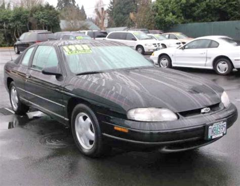 chevy monte carlo  nice  car    oregon autoptencom