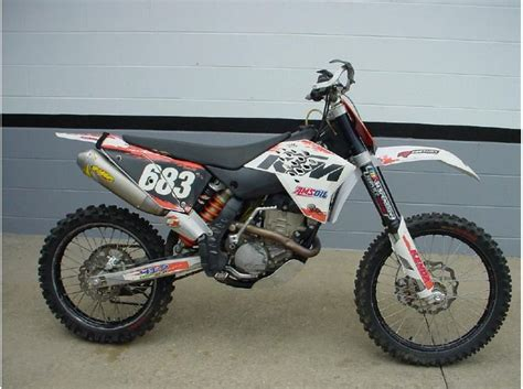 2008 Ktm 250 Sx For Sale Buy 2008 Ktm 250 Sx F On 2040 Motos