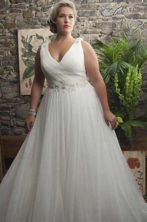 Wedding Dresses Size 18 by Size 18 Wedding Dress Midway Media