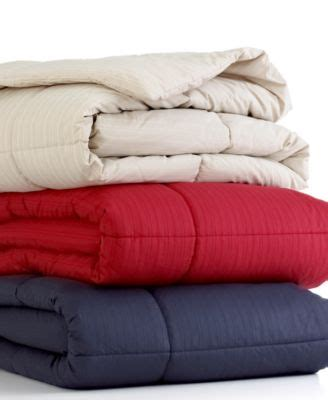macys down comforter closeout home design printed stripe down alternative