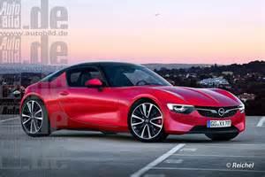 Opel Gt Forum Renders 2018 Opel Gt Germancarforum