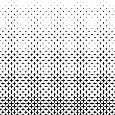 star pattern freepik black white star pattern background graphic vector
