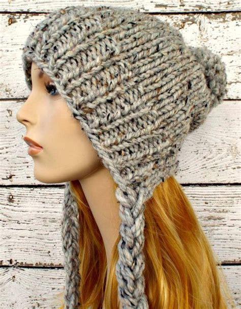 loom knit earflap hat pattern best 25 loom knit hat ideas on loom hats