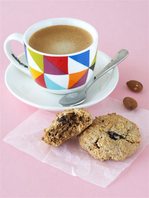 Do You Like Raisins In Your Cookies by Almond Raisin Cookies The Breakfast Drama