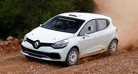 renault clio rally car renault previews new clio r3t rally car ahead of 2014 launch