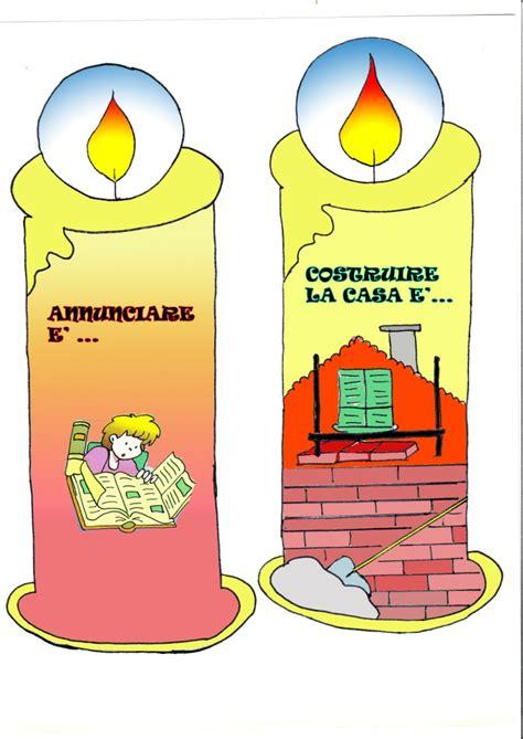 candele colorate significato qumran net materiale pastorale