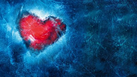 frozen wallpaper ultra hd frozen love heart wallpapers hd wallpapers id 22748