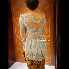 1707069 Biru Tua Gaun Pengantin Wedding Gown Wedding Dress kebaya biru inspirasi kebaya vani kebaya and tags