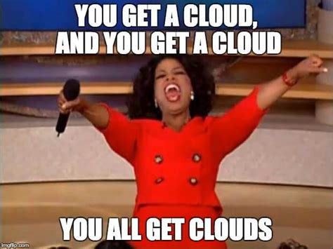 Cloud Meme - why multi cloud is the new cloud why choose just one