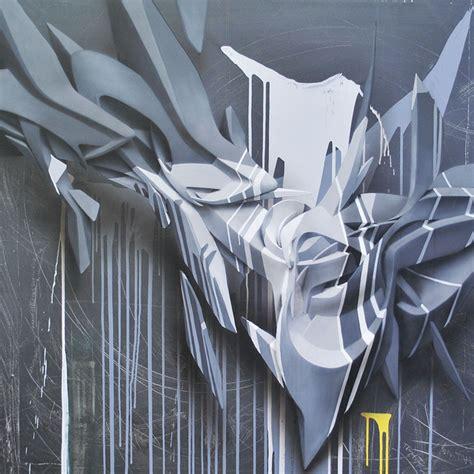 graffiti  paintings  peeta colossal