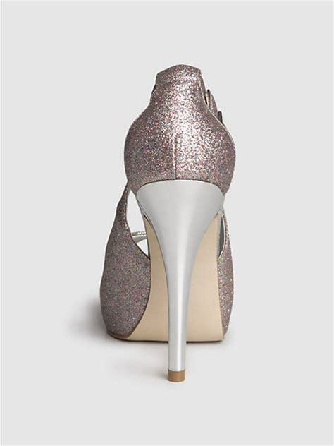 Guess Where This Is From 24 Catwalk by Concrete Catwalk Quot Hondo Quot Glitter Shoes Guess Sale