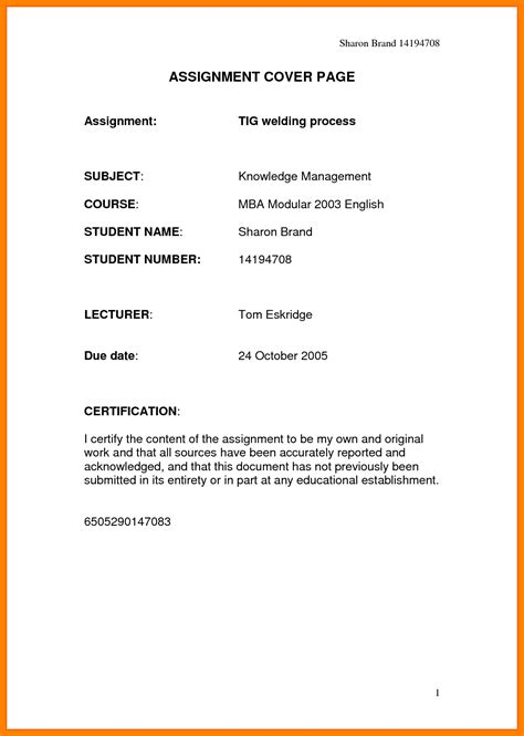 Sample Resume Masters Degree by Cover Page Sample Best Resumes