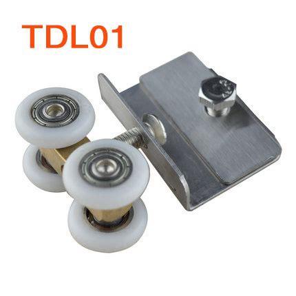 Sliding Door Bearing Wheels by Tdl01 High Quality Hanging Glass Door Roller Wheel Bathroom Shower Room Sliding Door Bearing
