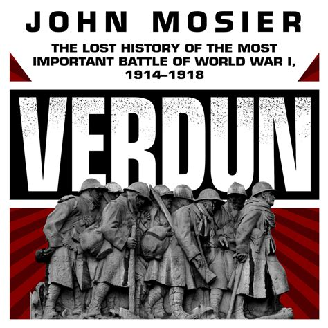 verdun audiobook by mosier for just 5 95