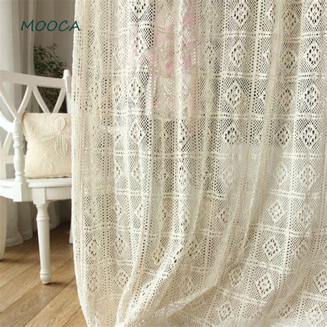 tende vintage 100 cotton greece vintage crochet curtain for living room