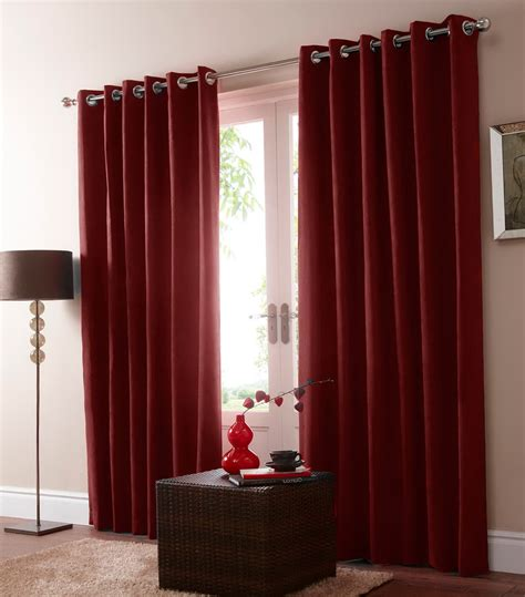 blackout curtains red red blackout curtains uk home design ideas