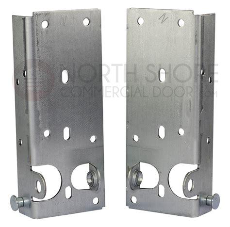 residential garage door bottom bracket