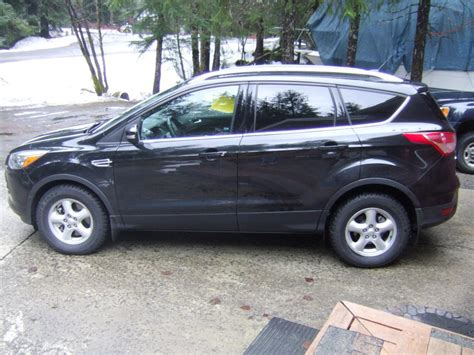 2014 ford escape tire size winter tires options for the ford escape page 4 2013
