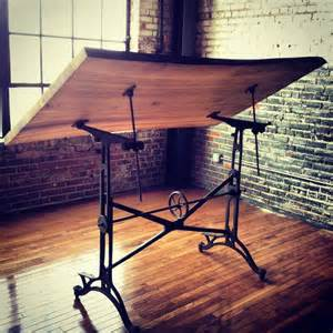 Make A Drafting Table 17 Best Images About Drafting Tables On Wood Drafting Table Antique Drafting Table