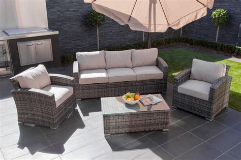 outdoor couches melbourne moda furnishings outdoor wicker furniture tahiti 5 seat