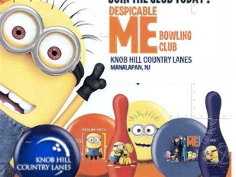 Knob Hill Bowling by Despicable Me Child Bowling Club At Knob Hill