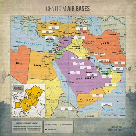 middle east map us bases us airbase in northeastern syria is it real