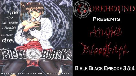 dramanice black episode 3 anime bloodbath bible black episode 3 4 review youtube