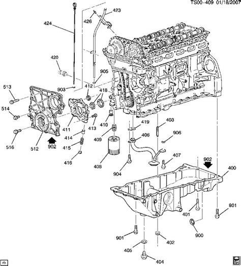 2005 chevy trailblazer engine diagram gmc envoy engine size gmc free engine image for user