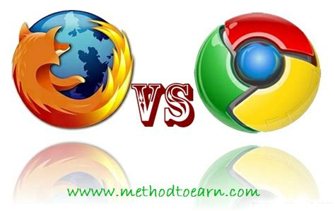 chrome vs mozilla firefox or chrome which browser should i use with windows