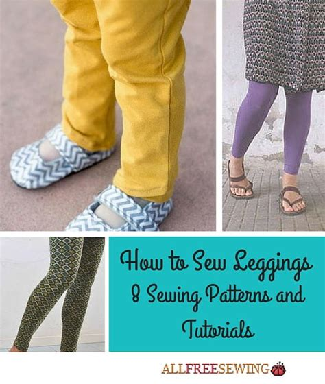 sewing pattern mens leggings how to sew leggings 8 sewing patterns and tutorials