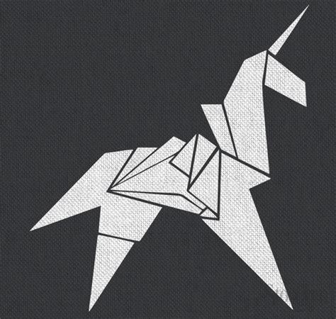 origami unicorn blade runner