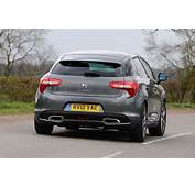 Citroen DS5 HDi  Pictures Auto Express