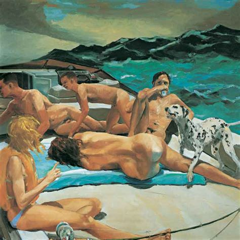 orgy on a boat artpulse magazine 187 features 187 beyond postmodernism