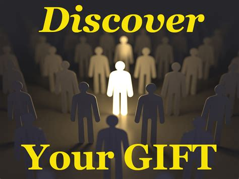 what is a gift discover your gift