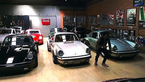 magnus walker garage magnus walker rennlist porsche discussion forums