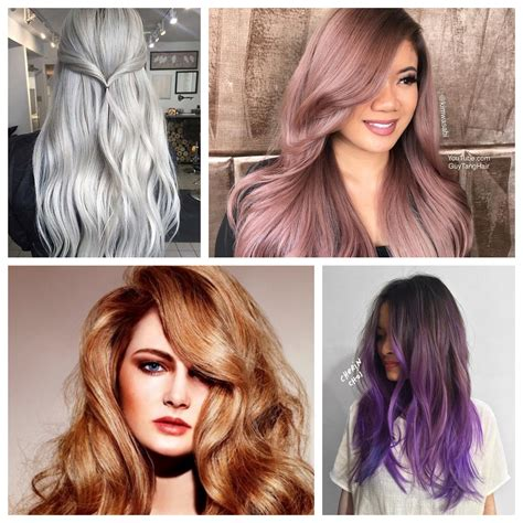 beautiful hair color best hair color ideas trends in 2017 2018 page 2