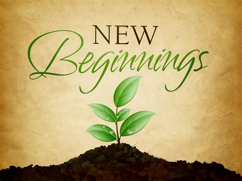 smiling quotes new beginnings quote