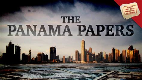 The Papers what are the panama papers